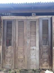 Porta e janelas em pau d arco