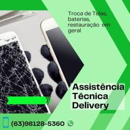 Título do anúncio: Assistência técnica delivery