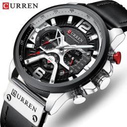 Relógio CURREN (C/ Cronógrafo) Preto