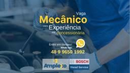 Título do anúncio: Mecânico com Experiência