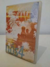 DVD ao vivo Nós 4
