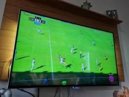 Título do anúncio: TV smart 4k Android com 3d 49p