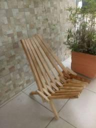 Cadeiras em madeira de eucalipto (zero) Fabricação Própria