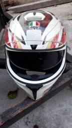 Capacete agv k3 sv racer original
