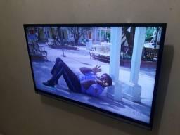 TV LED 39 Full HD AOC LE39D1440, Conversor digital integrado, <br>Funcionando perfeitamente!