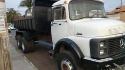 Título do anúncio: Vendo caminhão caçamba