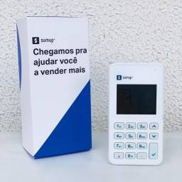 Máquina de cartão on nova apronta entrega