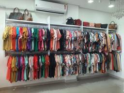 Título do anúncio: expositor de roupas