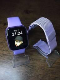 Título do anúncio: Smartwatch IWO X8 Lilás