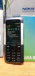 Título do anúncio: Vendo 2 Nokia Um Express Music 5310 e um 1110i