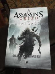 Livro Assassin?s Creed - Renegado