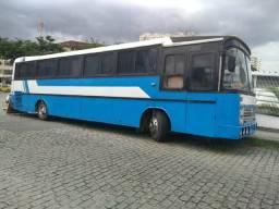 Ônibus 1983 mercedes 45 lugares motor show