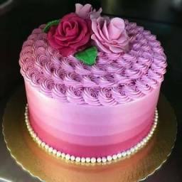 Curso profissionalizante de bolos Chantininho