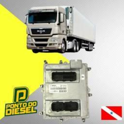 * Módulo Bosch Novo Volkswagen Constellation/worker