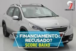 2008 Peugeot Score Baixo Pequena Entrada - 2015