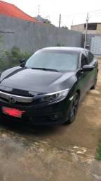 Vendo Honda civic no Ágil - 2018
