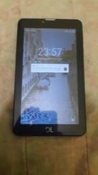 Tablet DL só precisa trocar a bateria