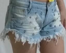 Short Jeans Farrapo
