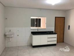 Kitnet com 1 dormitório para alugar, 35 m² por r$ 800/mês - jardim paris - maringá/pr