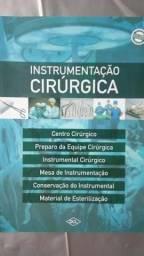 Livro Instrumentação cirúrgica