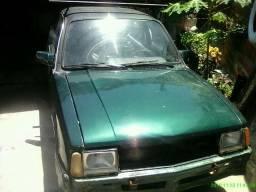 Chevette verde - 1987
