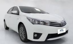 Toyota Corolla XEI 2.0 Blindado 2016 Branco Completo - 2016