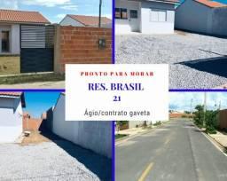 Pronta para morar- vendo ágio ótima casa no Brasil 21