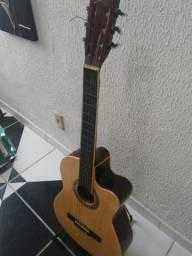 Vendo violão memphis elétrico