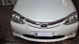 Toyota Etios sedã, 1.5 XLS, 5 portas. R$ 28.000,00 - 2013