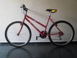 Bicicleta aro 26 C/ 18 Marchas em perfeito estado