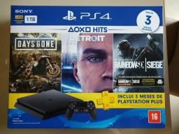 Console (Vídeo Game) Playstation 4 - PS4 Slim 1TB Bundle