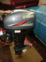 Vendo urgente Motor de popa Yamaha 15hp