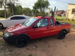 Vendo Fiat Strada Cabine estendida ano 2009 - 2009