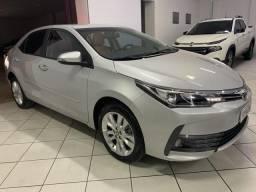 Somaco VW-Corolla XEI 2.0 Aut. 2017/2018 com 24 Mil Km Rodado so - 2018