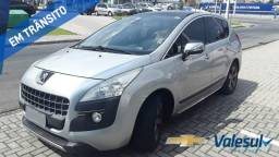 PEUGEOT 3008 GRIFFE 1.6 TURBO - 2012