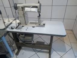 3 máquinas de pesponto industrial de calçados