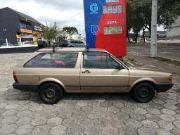 Parati CL 1.6 Gasolina 1992 - 1992