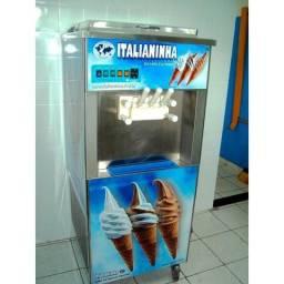 Vendo máquina de sorvete Italianinha revisada
