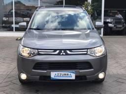 Mitsubishi outlander 2.0 16v gasolina 4p automático 2014 - 2014