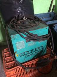 Máquina de solda Elétrica 220v