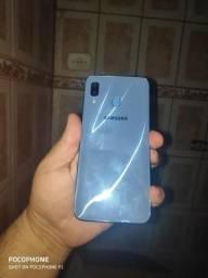Galaxy A30 64gb novo