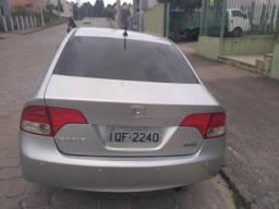 Honda Civic 1.8 lxs automático 2010, filé muito novo! - 2010