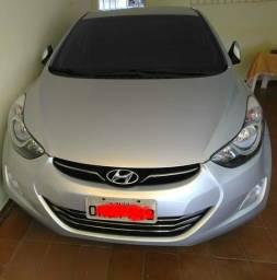 Hyundai Elantra GLS 1.8 AUT - 2013