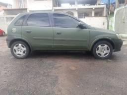 Vendo ou troco Corsa Hatch Maxx 1.4 2011 completo - 2011