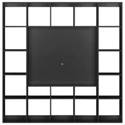 Estante TV c/ 2 caixas de encaixe