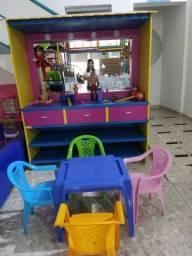 Área Baby para buffet