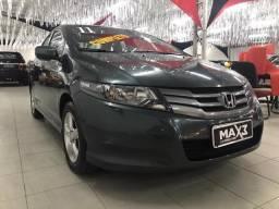 Honda City 2011 FLEX 1.5 cambio manual - Mogi das Cruzes - 2011