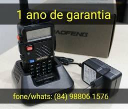 Comunicador rádio amador