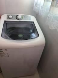 Máquina de lavar, passo cartão e parcelo