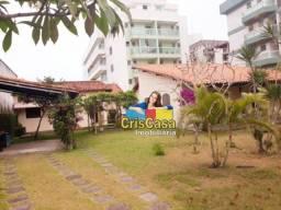 Casa com 3 dormitórios à venda, 149 m² por r$ 2.800.000,00 - braga - cabo frio/rj